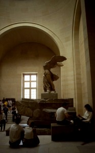 Winged Victory, Louvre, Paris3